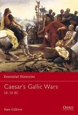 Osprey Publishing Essential Histories 43 - Caesar's Gallic Wars