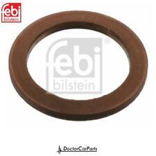 Oil Drain Sump Plug Seal for MINI R60 1.6 2.0 10-on COOPER ONE D SD Diesel Febi