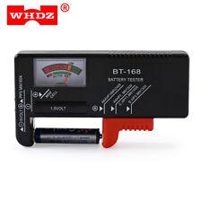 WHDZ BT168 Universal Battery Checker Tester for AA/AAA/C/D Button Battery Volt