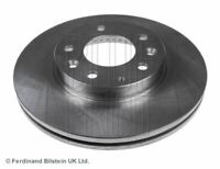 BLUE PRINT BRAKE DISCS FRONT PAIR FOR A MAZDA 6 SERIES HATCHBACK