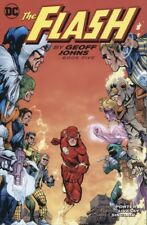 Flash By Geoff Johns Tpb Book 5 Reps #214-225 & More New/Unread