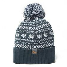 Peter Storm Men's Drew Fairisle Bobble Beanie