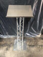 More details for aluminium lecturn