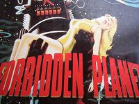 Forbidden Planet Laserdisc LD