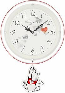 Disney Winnie the Pooh Winnie the Pooh 《Adult Disney Series》 Pendulum clock
