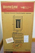 Square D Main Breaker Box Kit 100 Amp 24 Space 48 Circuit Value Pack New