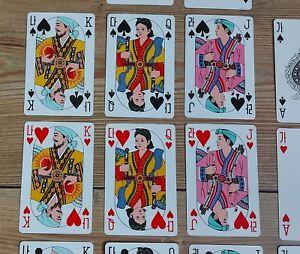 Vintage Nintendo Korean Playing Cards