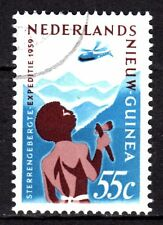 Dutch New Guinea - 1959 Mountain exhibition - Mi. 53 VFU