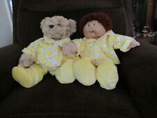 Fits Build a Bear and Cabbage Patch-Duckie Pj's