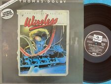 Thomas Dolby ORIG OZ Promo LP Golden age of wireless NM '82 Synth Pop Newwave