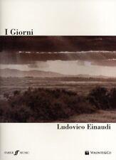 Ludovico Einaudi: I Giorni Piano Sheet Music Album Songbook