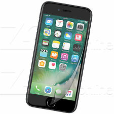 x 10 Anti Rasguños Protector pantalla Transparente para iPhone de Apple 7&8