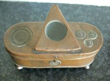 More details for unusual trench art copper coin display/ink well