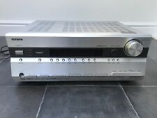 Onkyo TX-SR605 Silver AV Receiver Amplifier Home Cinema