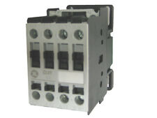 GE CL01A310TJ 3 pole 25 AMP contactor with a 120 volt AC coil and 1 NO contact