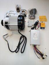 500 W 48 V Moteur électrique Kit, tricycle, Go Kart, Quad, projet