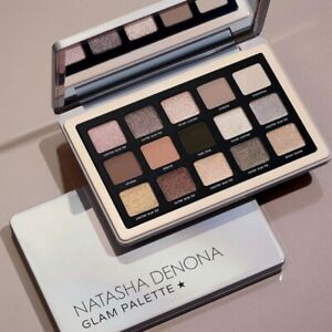 NATASHA DENONA 'Glam' Eyeshadow Palette ** Brand New in Box ** 100% AUTHENTIC