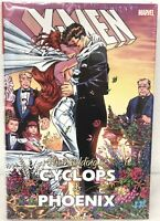 X-Men The Wedding Of Cyclops & Phoenix Marvel Comics HC Hardcover New Sealed