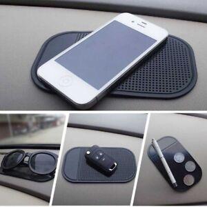 5PCS Car Magic Anti-Slip Dashboard Sticky Pad Non-slip Silicone Mat Phone Holder