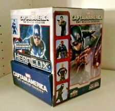 HeroClix Marvel Captain America The Winter Soldier Gravity feed Booster Case