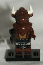 Lego Mini Figure Minotaur Bull Series 6