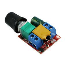 Dimmer LED Mini DC 3V-35V 5A Motor PWM Speed Control Switch WQZY