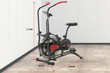 PowerTrain AB4500 Cardio Fitness Training Fan Workout Bike
