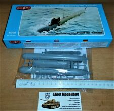 Sous-Marin U-Boat Nuclear Deep-water Station Kashalot 1:350 micro me mm350-007