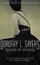 Clouds of Witness: Lord Peter Wimsey Mystery Book 2,L Sayers, Dorothy,Good Book