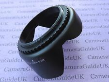 67mm Flower Screw Mount Lens Hood For Nikon Leica FujiFilm Pentax Sigma Sony