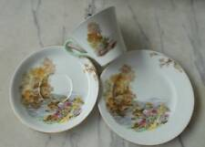 Antique Original Tea Trio Shelley Pottery & Porcelain