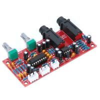 PT2399 Microphone Amplifier Reverb Card For Karaoke DC12V-24V