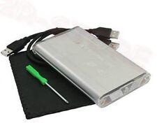 BOX HD ESTERNO HDD CASE PER HARD DISK PORTATILE 2.5 SATA USB  2.0