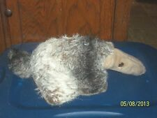 VINTAGE LUCY'S TOYS PLUSH ANTEATER