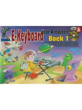 Keyboard Voor Kinderen Boek 1 Dutch CD DVD Learn to Play MUSIC BOOK CD DVD