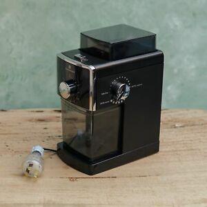 Zassenhaus Kingston Electric Coffee Grinder - Ceramic Burrs