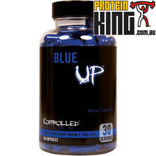 CONTROLLED LABS BLUE UP 60 CAPS TEST BOOSTER BUILD MUSCLE TRIBULUS LONGJACK BSC