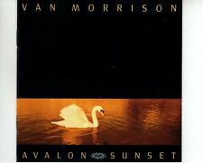 CD VAN MORRISON	avalon sunset	EX	  (A3641)