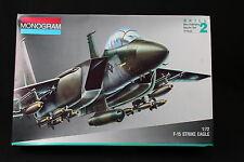 YH012 MONOGRAM 1/72 maquette avion 5434 F-15 Strike Eagle US air force
