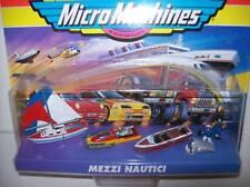 MEZZI NAUTICI   Micro Machines    anno 1995  GIG