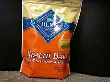 BLUE BUFFALO BISCUITS PUMPKIN & CINNAMON DOG FOOD TREAT NATURAL 16 OZ MADE USA