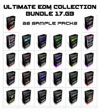EDM BIG Bundle * 17GB* Motif Recharge soundfont KONTAKT NKI Sample NNXT sf2 JP8000