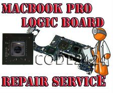 MACBOOK PRO A1229 2.4GHZ 820-2132-A LOGIC BOARD MOTHERBOARD REPAIR **NEW GPU**