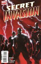 Secret Invasion #1 2 3 4 5 6 7 8 (Full Set / 2008 / NM)