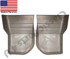 1957 1958 1959 FORD FAIRLANE GALAXIE RANCHERO REAR FLOOR PANS NEW PAIR!!