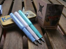 3〝RARE〞Kaweco Serenity +Rose+Lagon Blue ALL SPECIAL EDITION  for Taiwan Sport FP