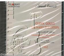 Brahms: Concerto No.1 / Glenn Gould, Leonard Bernstein, New York 9.4.1962 - CD