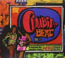 Cumbia Beat, Vol. 1: Experimental Guitar-Driven Tropical Sounds (New & Sealed)