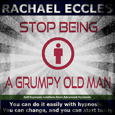 Stop Being a Grumpy Old Man Hypnotherapy, Be Less Irritable Self Hypnosis CD