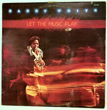 Vinyl Album Barry White Let the Music Play 1976 20 Century 9209-502